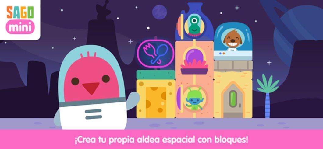 Nueva app de Sago Mini