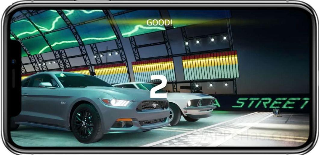 Forza Street para iPhone