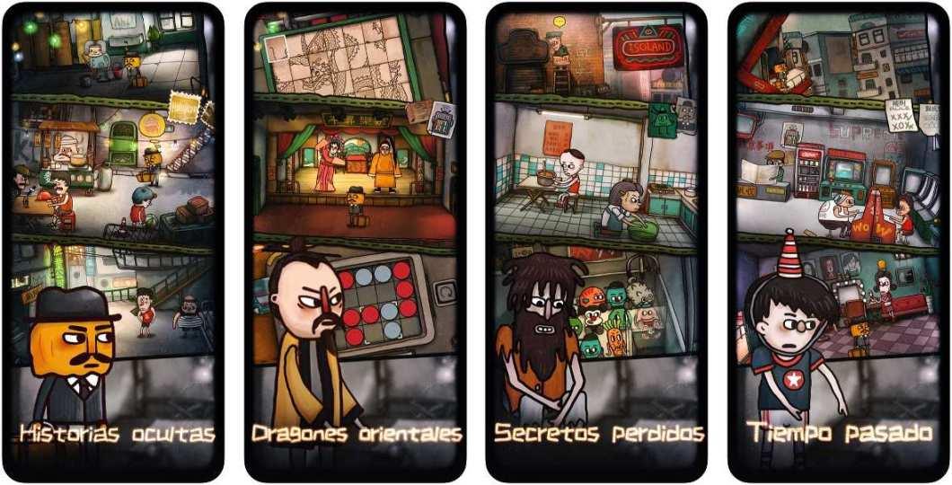 Capturas del juego Mr Pumpkin 2