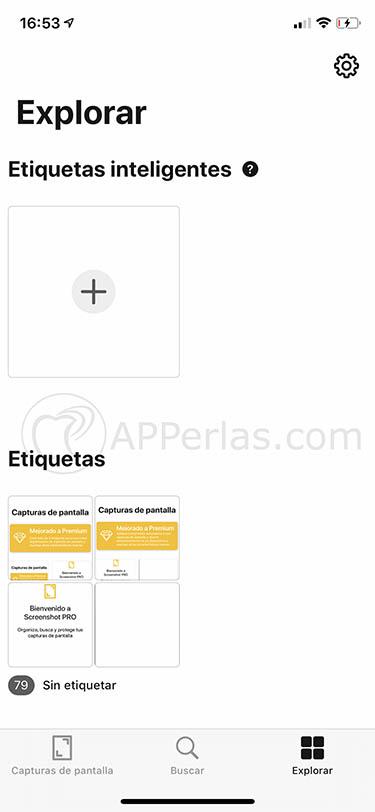 organizar capturas de pantalla organiza capturas de pantalla screenshot pro app 2