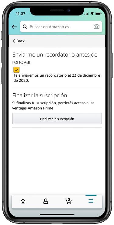renovar Amazon Prime 3