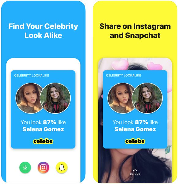App Celebs