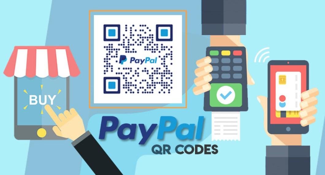 código QR en PayPal