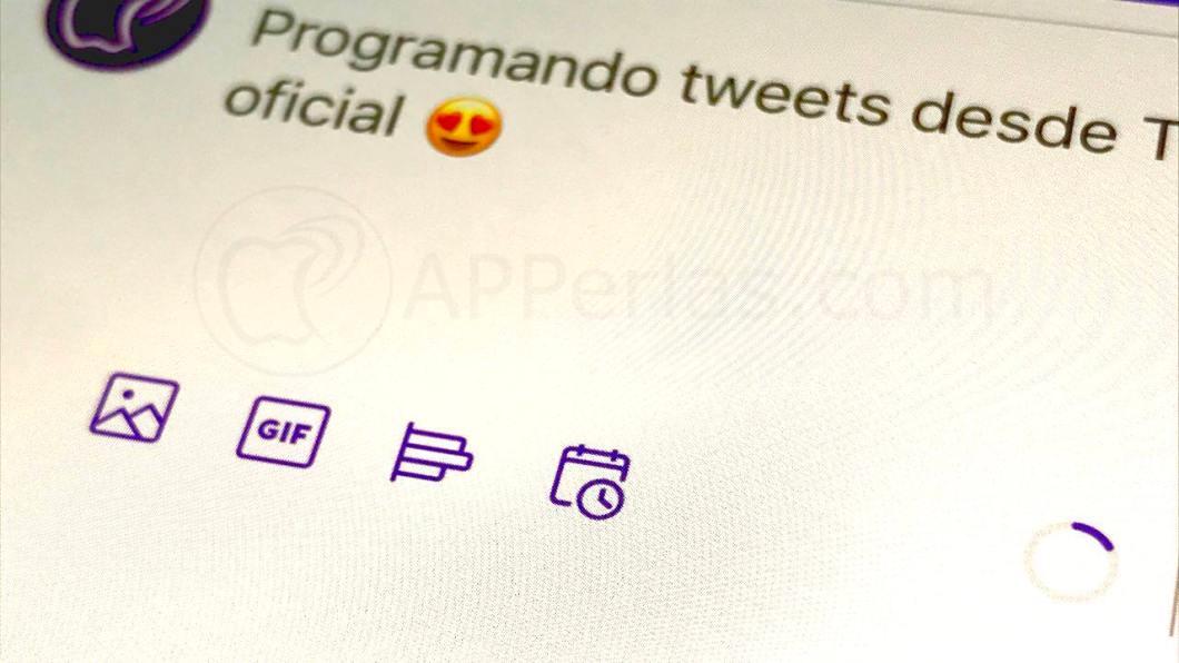 Cómo programar tweets en Twitter oficial