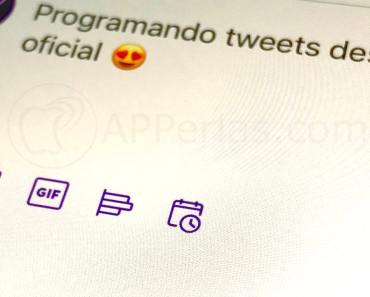 Cómo programar un tweet desde Twitter oficial en el iPhone y iPad [2021]