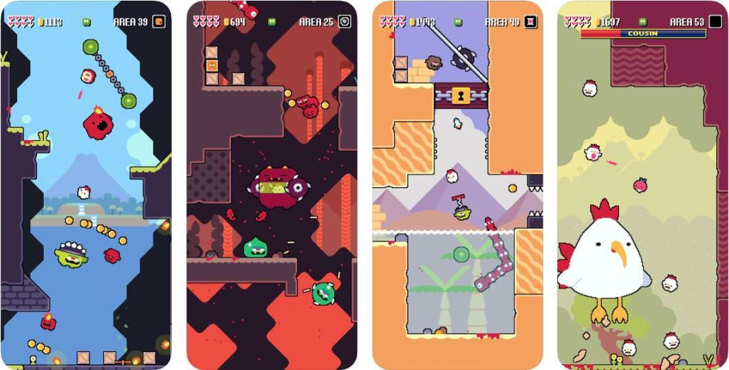 Super Fowlst 2 para iOS