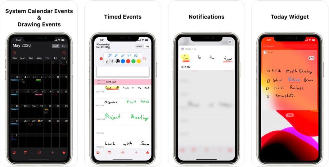 App de calendario