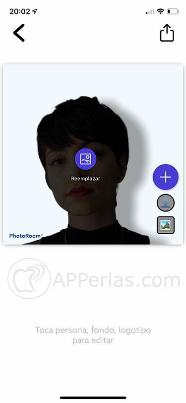 photoroom app ios iphone ipad fondo 4