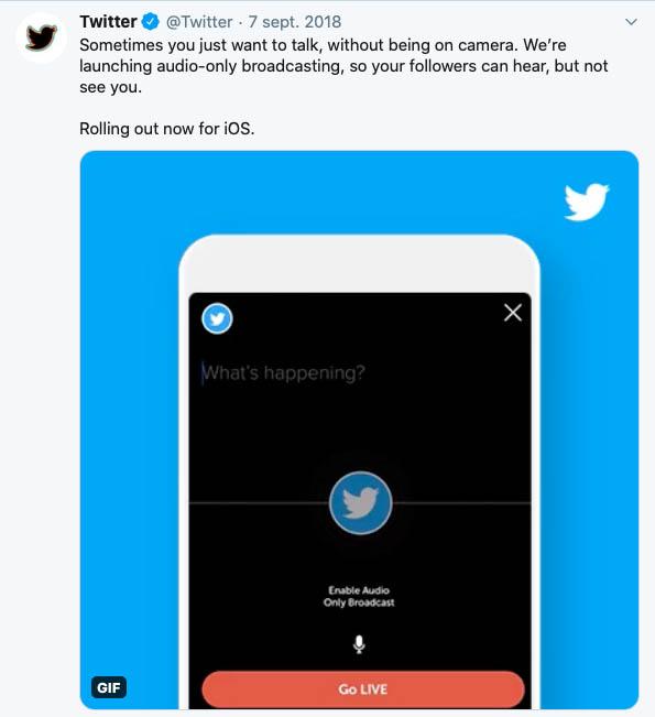 tweets de voz notas de voz twitter 1