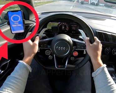 Velocímetro para coches. Mide tiempos y velocidad fácilmente con esta app