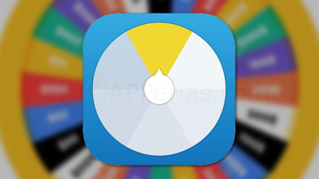 App para decidir y realizar sorteos