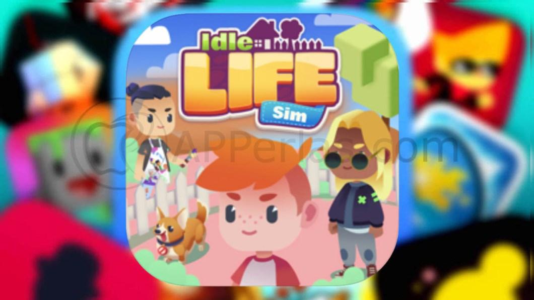 idle life sim app iphone ipad 1