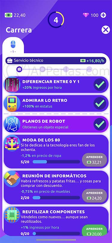 idle life sim app iphone ipad 3