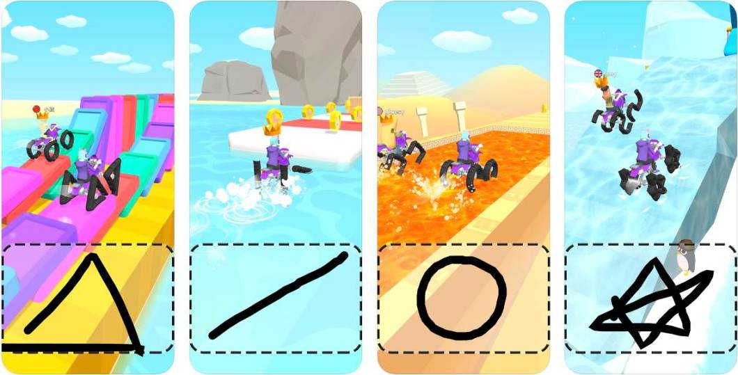 Divertido juego para iPhone