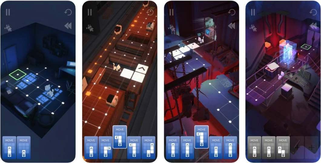 Juego de puzle para iPhone