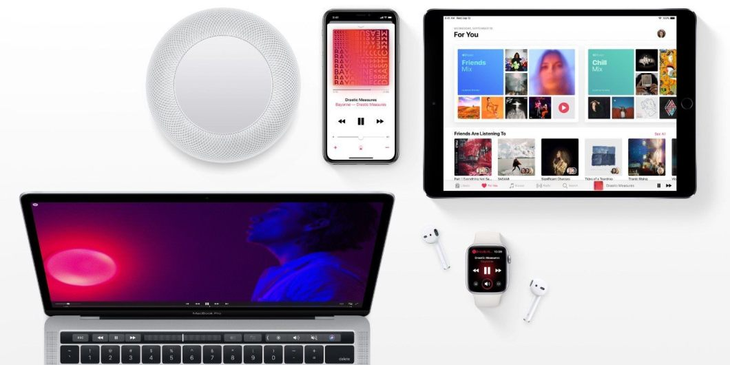 emisoras de radio de Apple