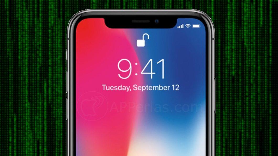 Desbloquear el iPhone con mascarilla o guantes