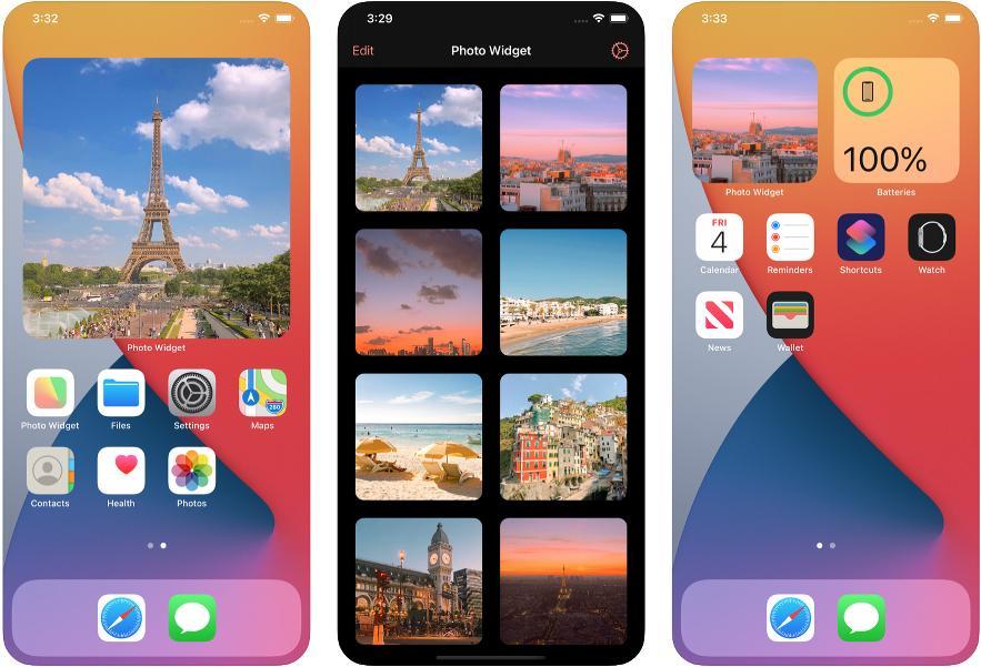 Personaliza con fotos tu pantalla dl iPhone