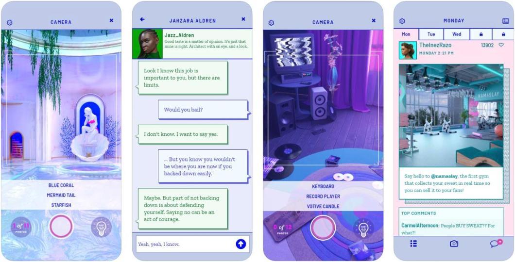 Maravilloso juego en 360º para iPhone