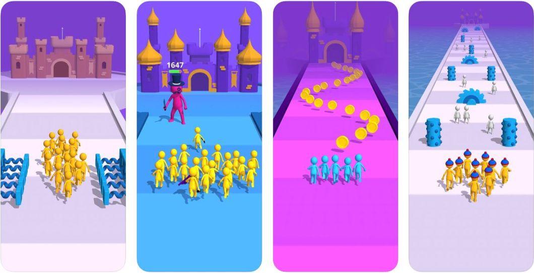 Divertido y sencillo juego para iPhone