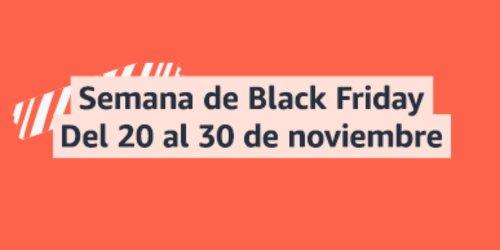Semana del Black Friday 2020 en Amazon