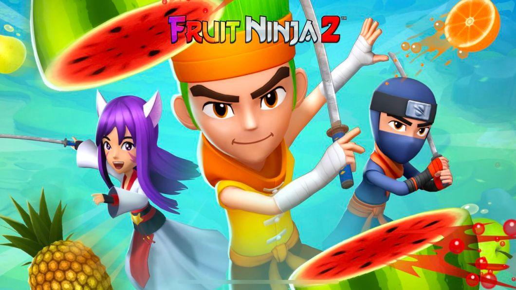 Fruit Ninja 2 para iPhone y iPad