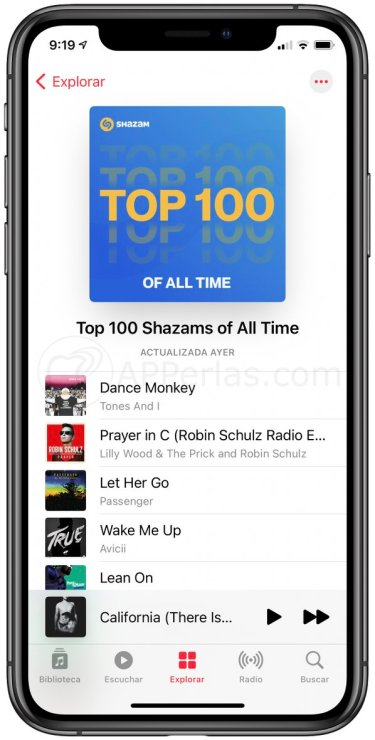 Top 100 Shazams of All Time