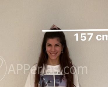 Cómo medir la altura con el iPhone, usando solo la cámara