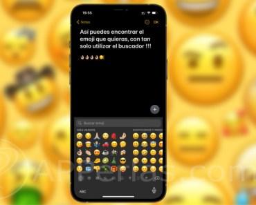 Cómo buscar emojis en el teclado del iPhone o del iPad