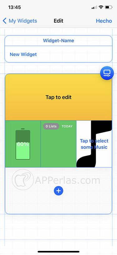 crear widgets personalizados widgeridoo 2