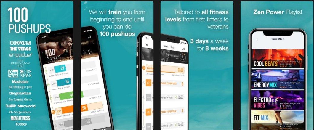 App de ejercicio para iOS