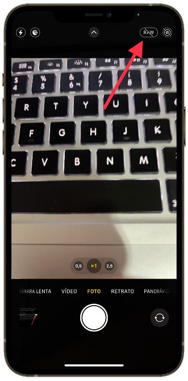 Apple ProRAW 2