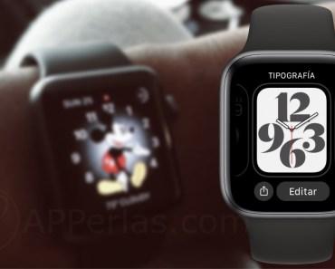 Cómo compartir esferas desde el Apple Watch con quien quieras