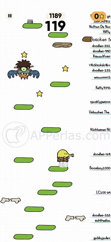 doodle jump 2 juego clasico 3