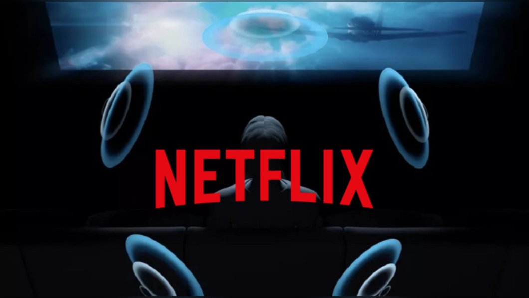 spatial audio on Netflix