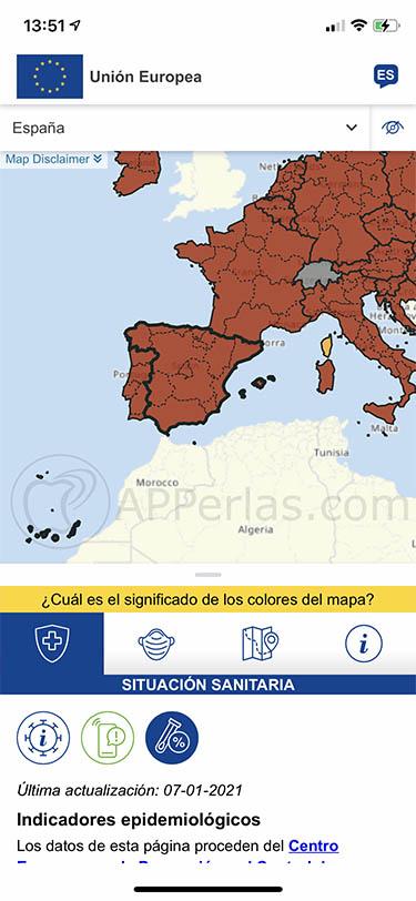 re-open eu app covid 19 union europea europa 2