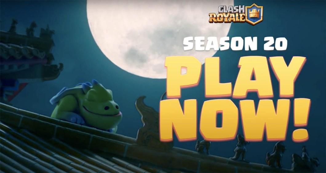 temporada 20 de clash royale 1