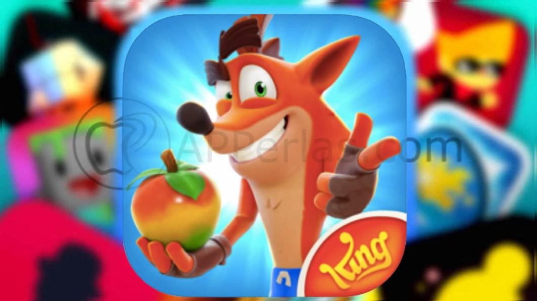 Crash Bandicoot On the Run juego iphone ipad 2
