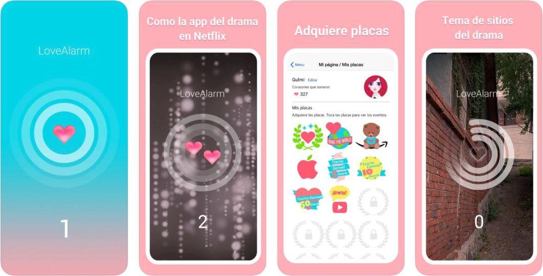 App LoveAlarm