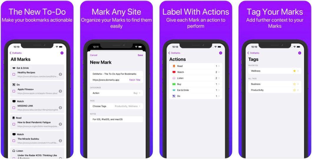 App de tareas para iOS