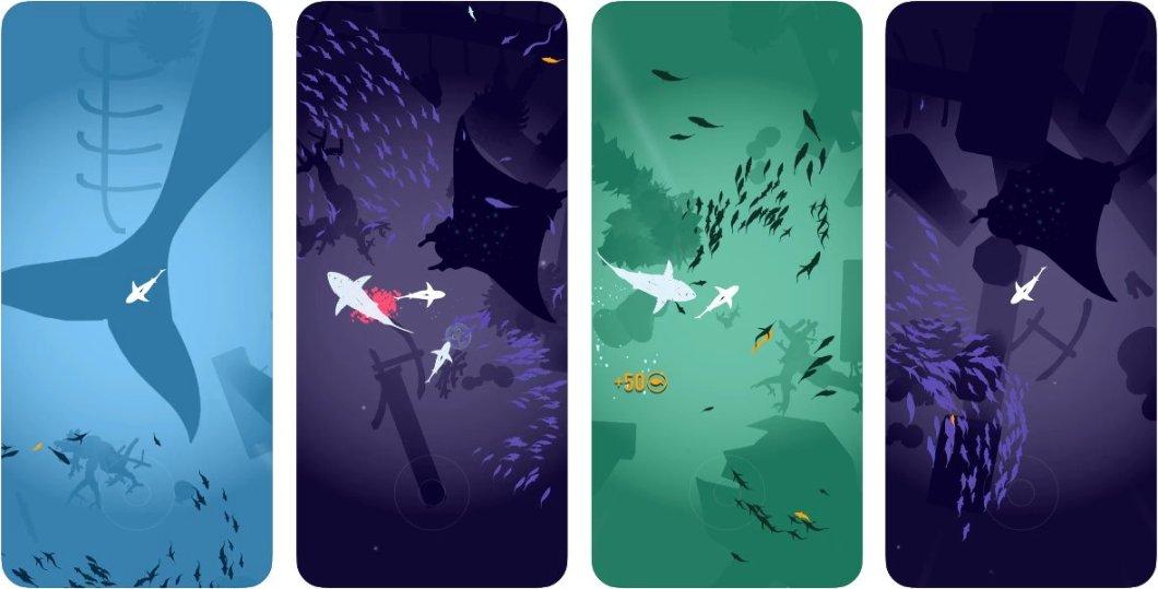 Juego de peces para iPhone
