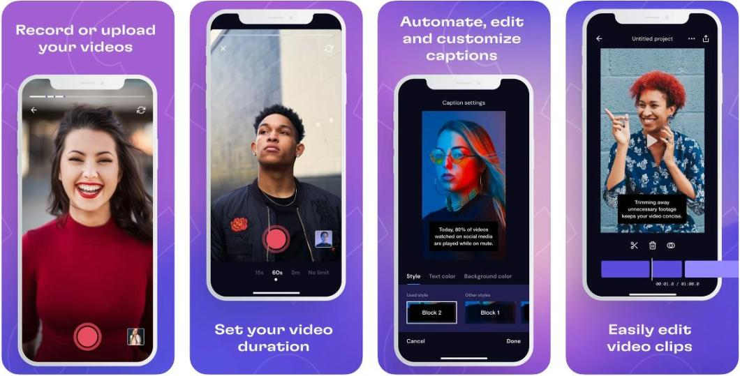 ClipChamp para iPhone