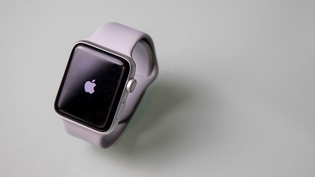 Apple Watch bloqueado