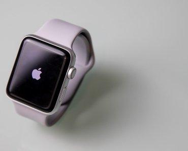 Cómo reiniciar un Apple Watch bloqueado con la manzana en la pantalla
