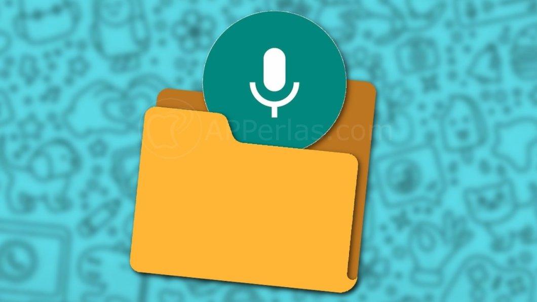 guardar las conversaciones de audio
