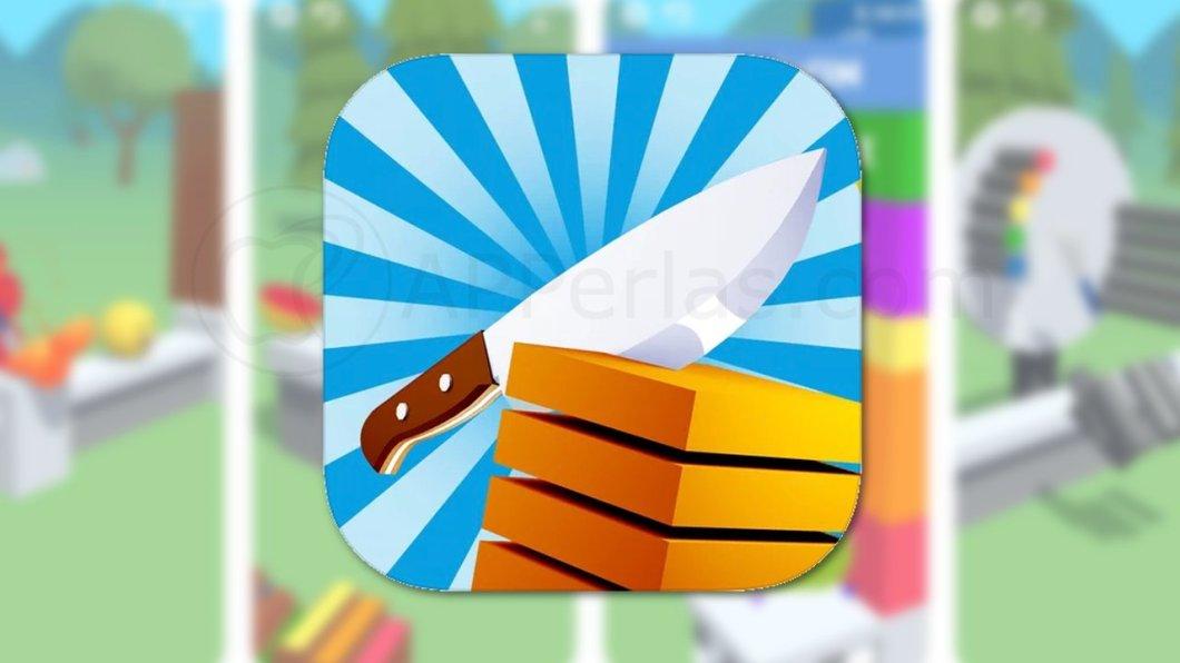 Slice It All!, un divertido juego de lanzamiento de cuchillos