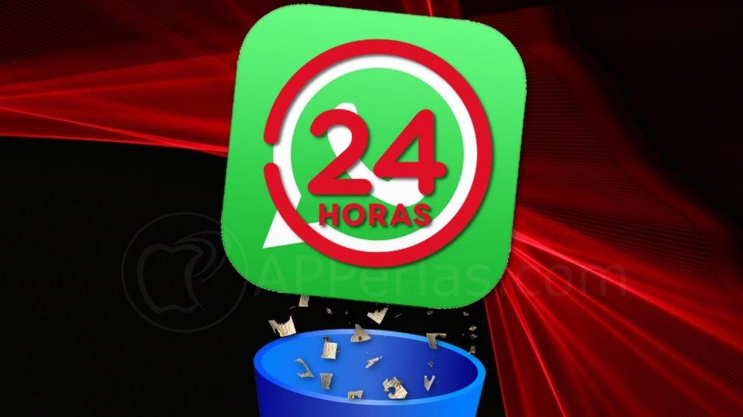 Mensajes de WhatsApp que duran 24 horas