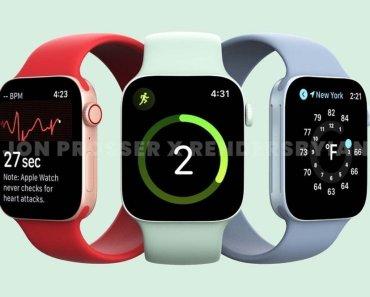 Las antiguas correas no serán compatibles con el Apple Watch Series 7