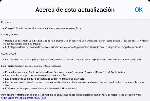 iOS 14.6 1