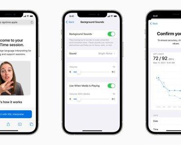 Grandes mejoras de accesibilidad llegarán con iOS 15